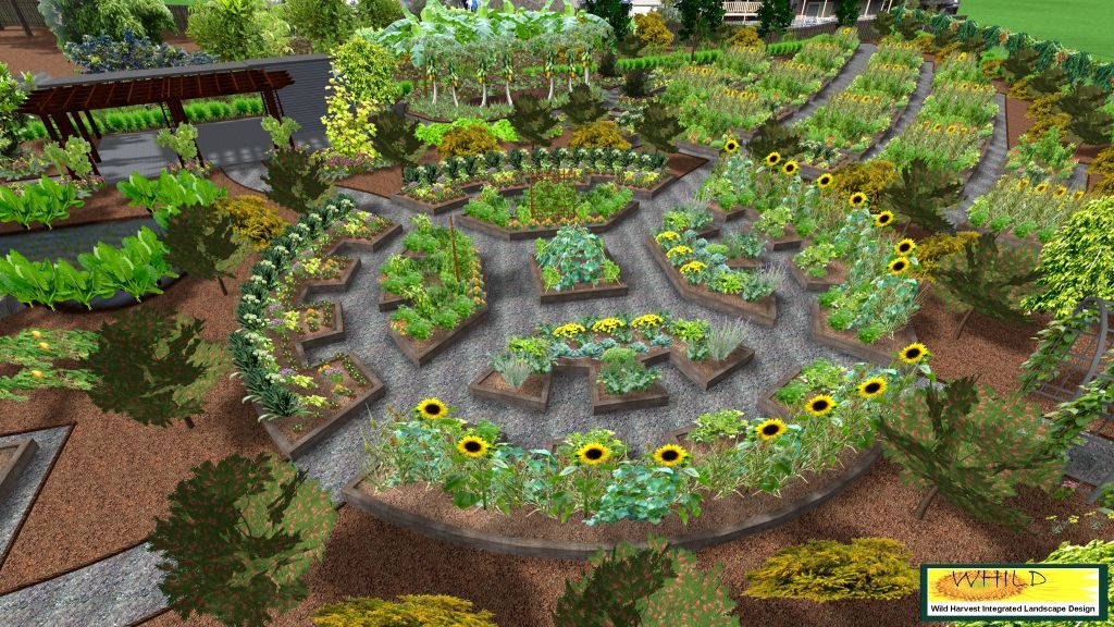 Best Images About Mandala Garden On Pinterest Gardens Raised Beds And Terrace